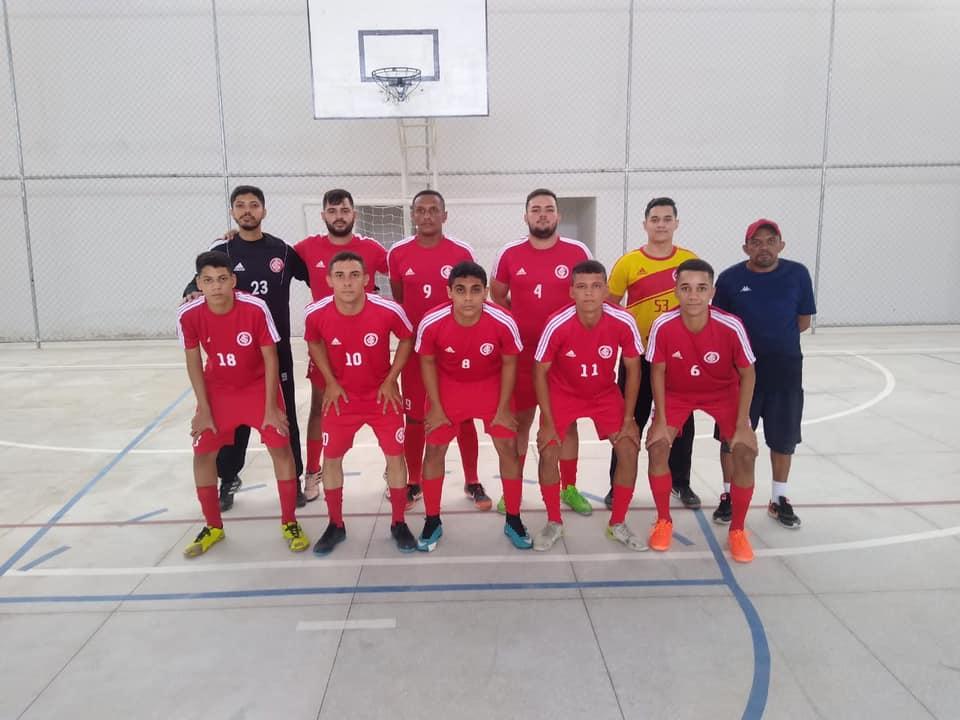 Internacional da Boa Passagem - Equipe vice-campeã do torneio