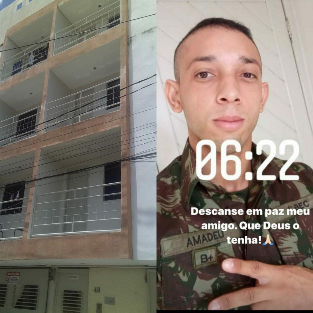 Militar do 1° Bec