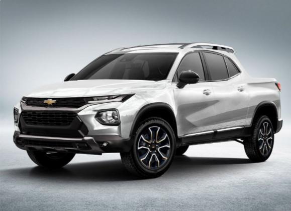 Nova Pick-up da Chevrolet