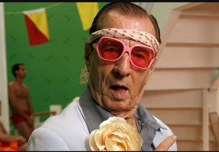 Morre o ator Orlando Drummond, o 'Seu Peru' da 'Escolinha ...
