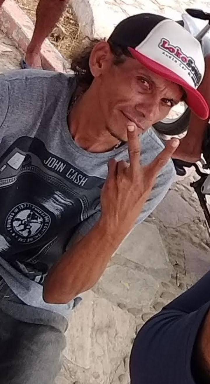 (Jardel, vitima de homicidio em Caicó)