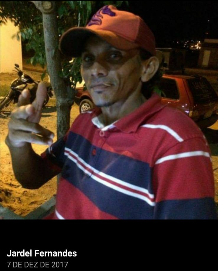 (Jardel, vítima de homicidio em Caicó)